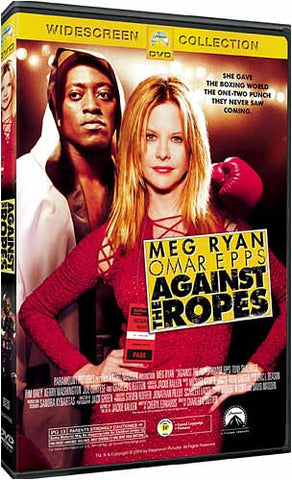 Against the Ropes (Widescreen) DVD Movie