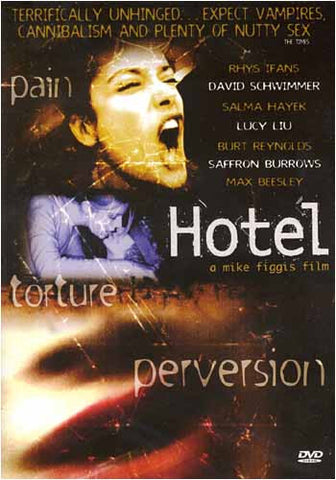 Hôtel (version Séville) DVD Movie