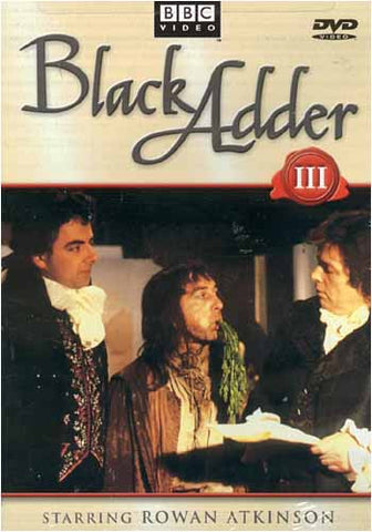 Black Adder - Film DVD Volume 3