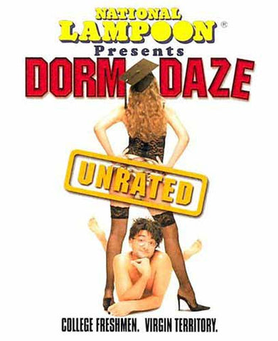 National Lampoon - Dorm Daze (Unrated) DVD Movie