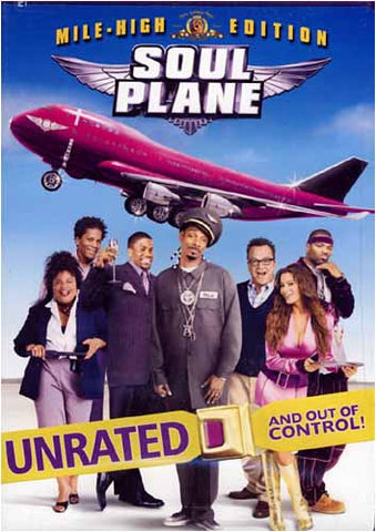 Soul Plane (Unrated Mile High Edition) (MGM) DVD Movie