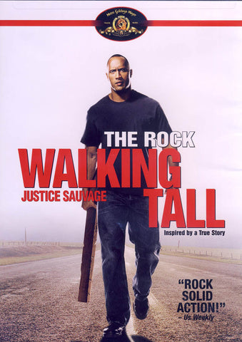 Walking Tall (La Roche) (Bilingue) DVD Film