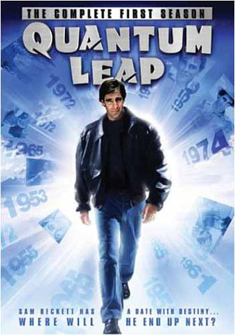 Quantum Leap - The Complete First Season (Boxset) DVD Movie