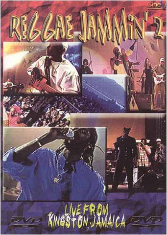 Reggae Jammin '2 - Live From Kingston, Jamaïque DVD Movie