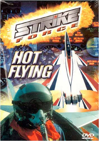 Strike Force: Film DVD volant à la volée