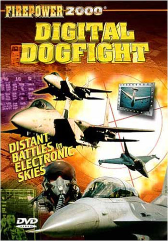 Firepower 2000 - Vol. 2 - Digital Dogfight - Distant Battles in Electronic Skies DVD Movie