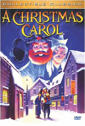 A Christmas Carol (Animated) - Collectible Classics DVD Movie