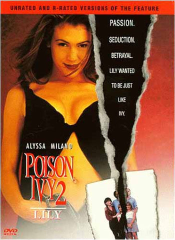 Poison Ivy II - Lily (Rated and Unrated) (Fullscreen and Widescreen) DVD Movie
