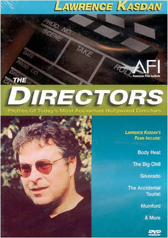 The Directors - Lawrence Kasdan DVD Movie