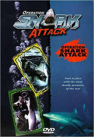Operation Shark Attack - Film DVD sur Operation Shark Attack sur DVD