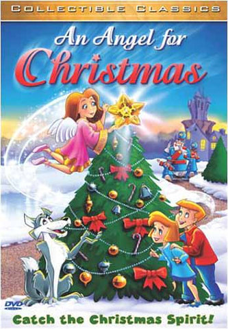 An Angel for Christmas - Catch the Christmas Spirit! (Collectible Classics) DVD Movie
