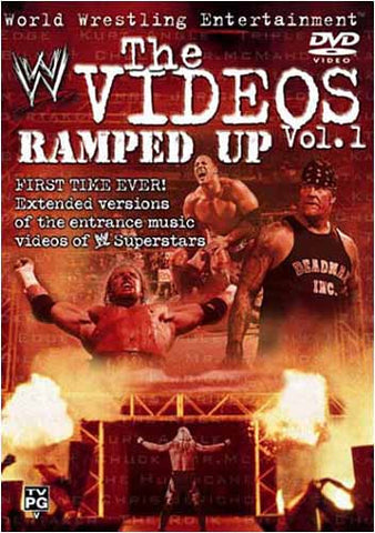 WWE - The Videos, Vol. 1 - Ramped Up DVD Movie