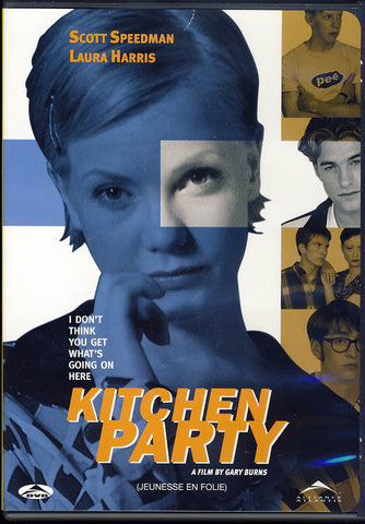 Kitchen Party (Bilingue) DVD Film