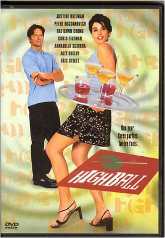 Highball DVD Movie