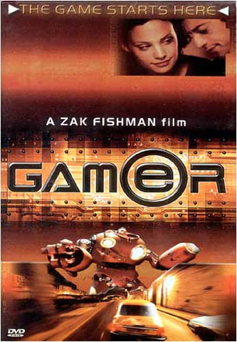 Gamer DVD Movie