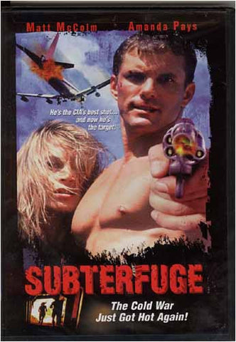 Subterfuge (Lionsgate) DVD Movie