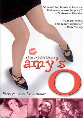 Amy's O DVD Movie