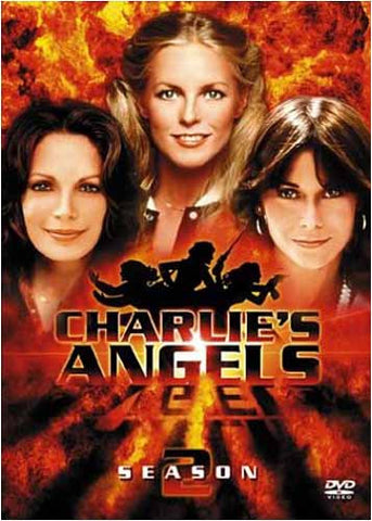 Charlie's Angels - The Complete Second Season 2 (Boxset) DVD Movie