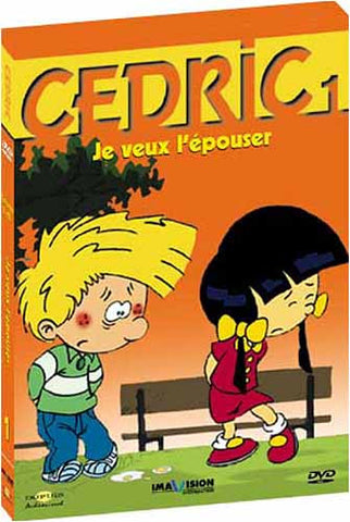 Cedric - Volume 1 - Je Veux l'Epouser DVD Movie