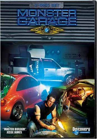 Monster Garage - Film sur DVD de Discovery Channel