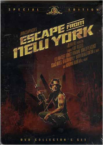 Escape from New York (édition spéciale) DVD Movie
