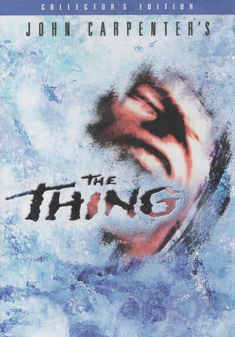 Film DVD The Thing (Édition Collector)