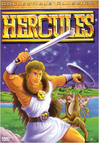Hercules - Collection Classics DVD Movie
