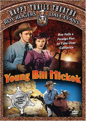 Young Bill Hickok DVD Film
