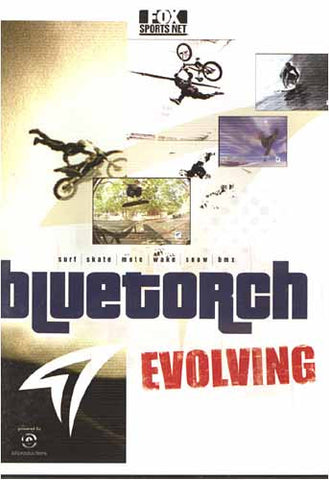 Bluetorch Evolving DVD Movie