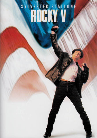 Rocky 5 (Widescreen) (Couverture blanche) DVD Movie