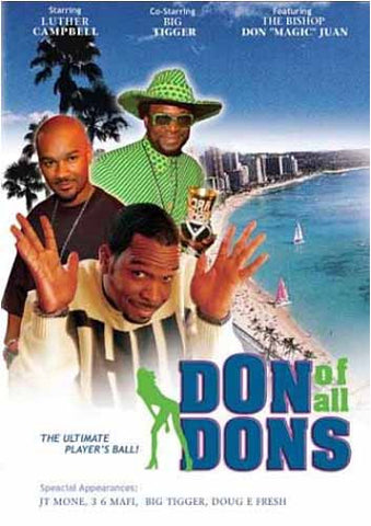 Don of All Dons DVD Film
