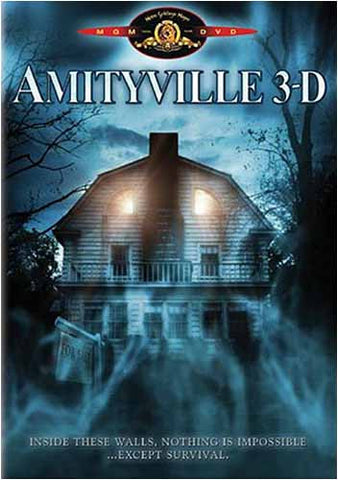 Amityville 3-D DVD Movie