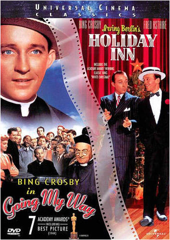 Going My Way / Holiday Inn (Double Feature) Film DVD