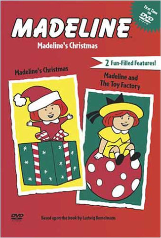 Madeline - Madeline's Christmas / Madeline and the Toy Factory DVD Movie