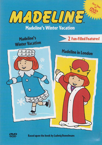 Madeline - Madeline's Winter Vacation / Madeline in London DVD Movie