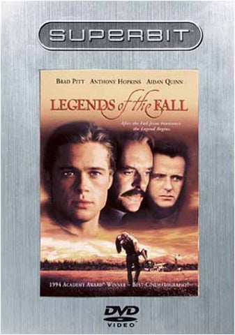 Legends of the Fall (Collection Superbit) DVD Film