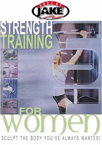 Body by Jake - Musculation 101 pour les femmes (2003) DVD Movie