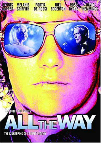 All The Way - The Kidnapping of a Music Legend (Dennis Hopper) DVD Movie