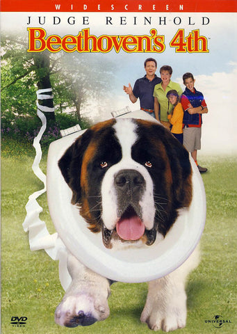 Beethoven's 4th (Widescreen) DVD Movie