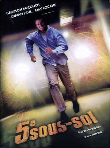 5ieme Sous Sol / No Way Up DVD Movie