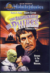 The Abominable Dr. Phibes (Midnite Movies) (MGM) (Bilingual)