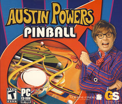 Austin Powers Pinball (Jewel Case) (PC)