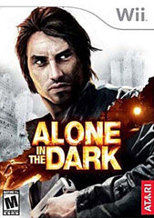 Alone in the Dark (Bilingual Cover) (NINTENDO WII)