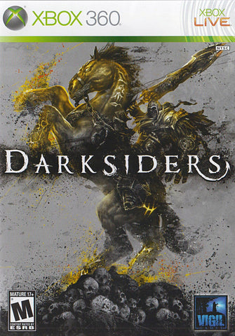 Darksiders (XBOX360) XBOX360 Game
