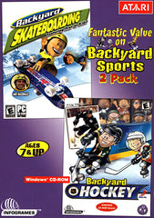 Backyard Skateboarding / Hockey (PC)