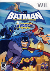 Batman - The Brave and the Bold (NINTENDO WII)