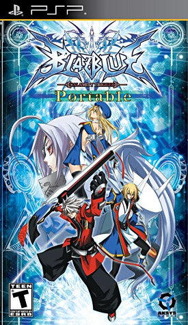 BlazBlue - Calamity Trigger Portable (PSP) PSP Game