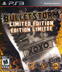 Bulletstorm - Limited Edition (Bilingual Cover) (PLAYSTATION3)