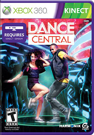 Dance Central (Kinect) (XBOX360) XBOX360 Game