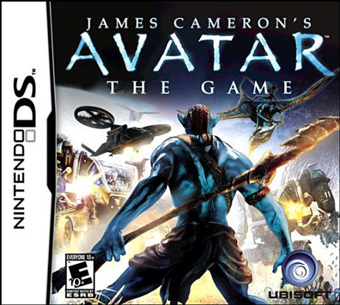 Avatar - James Cameron's (DS) DS Game